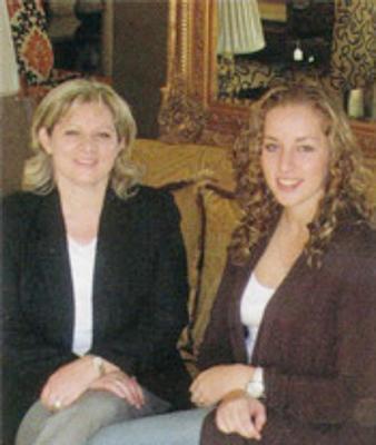 Ines and Daniela Da Rocha